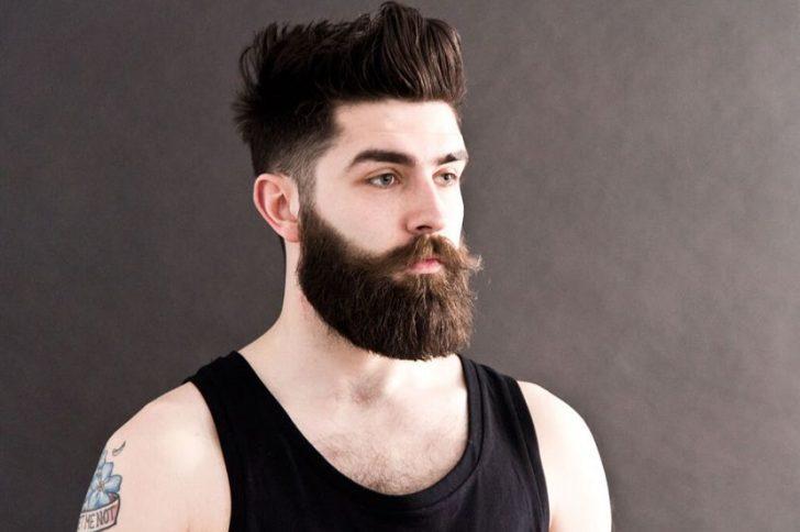 Эффективные масла для роста бороды