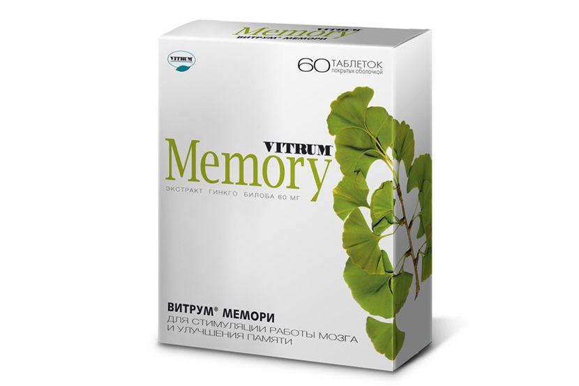 Витаминные комплексы для улучшения памяти