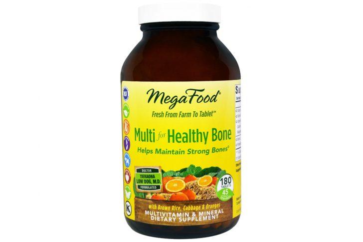 Мультивитамины для здоровых костей в таблетках от MegaFood