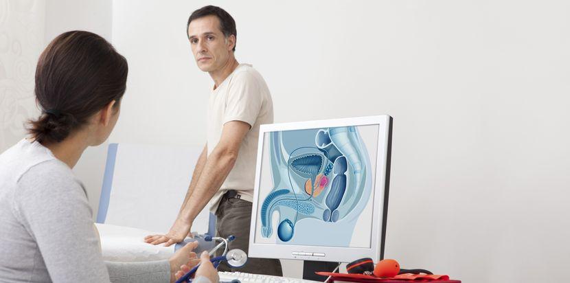 Лечение хронического простатита консультация уролога
