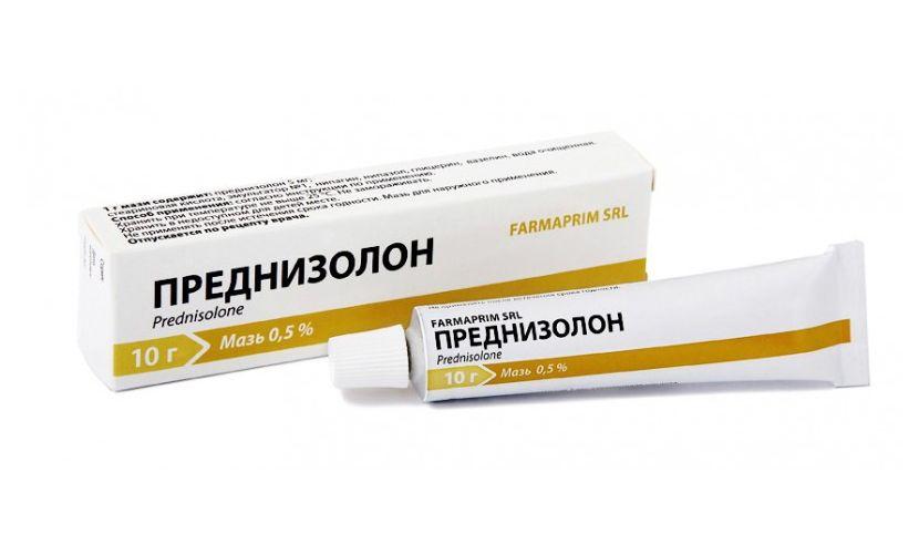 Гормональные мази от псориаза