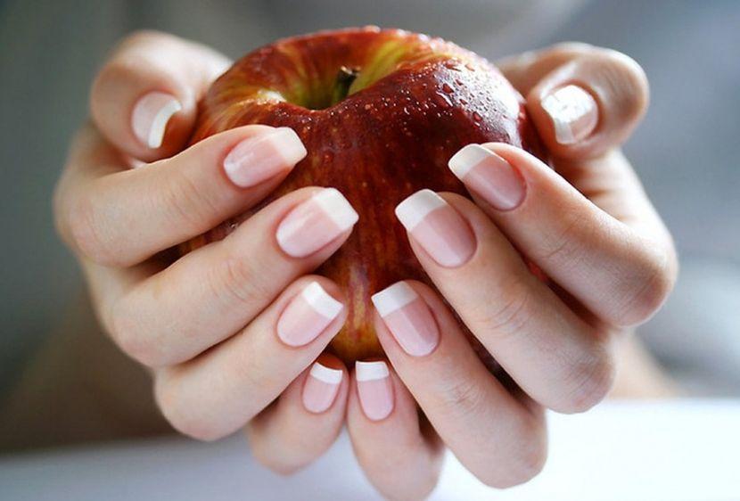 Витамины и минералы, необходимые человеку для укрепления ногтей