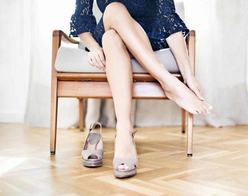 Почему возникают отеки ног