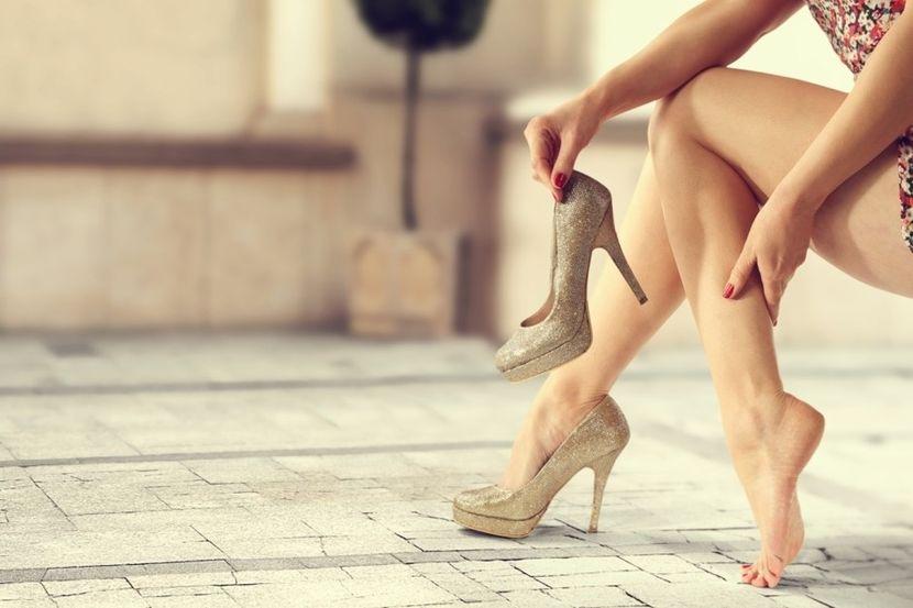 Основные причины боли ног