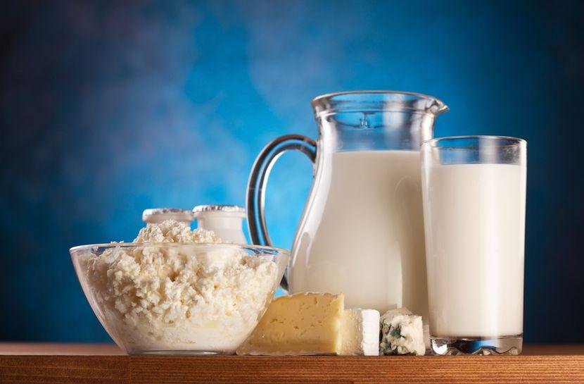 молочные и кисломолочные продукты.