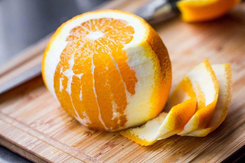 цитрусовых фруктах