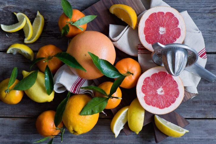 Цитрусовые витамины и их полезные свойства