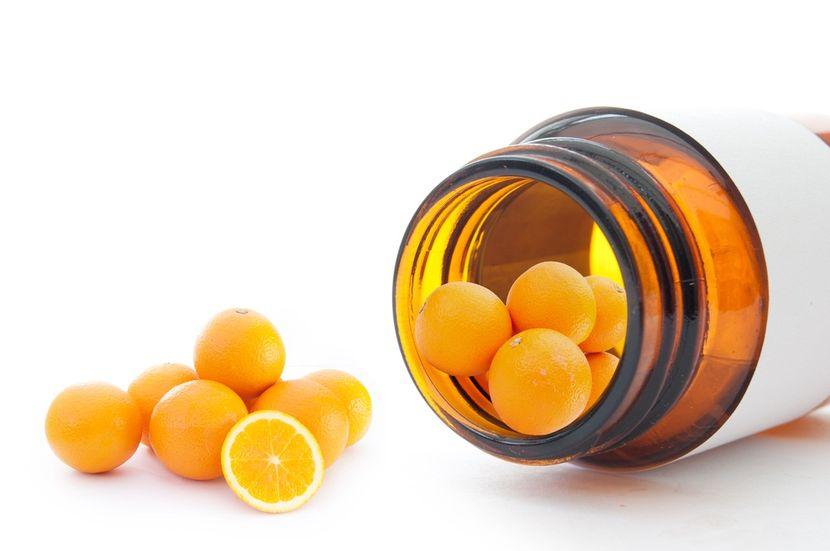Самый главный витамин при гриппе