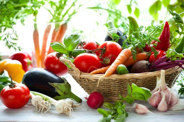 Какие витамины содержатся в овощах?