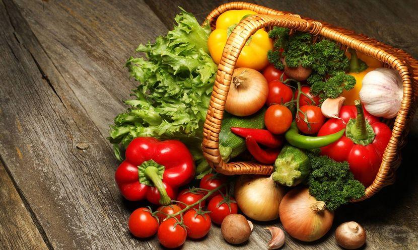 Что содержится в овощах