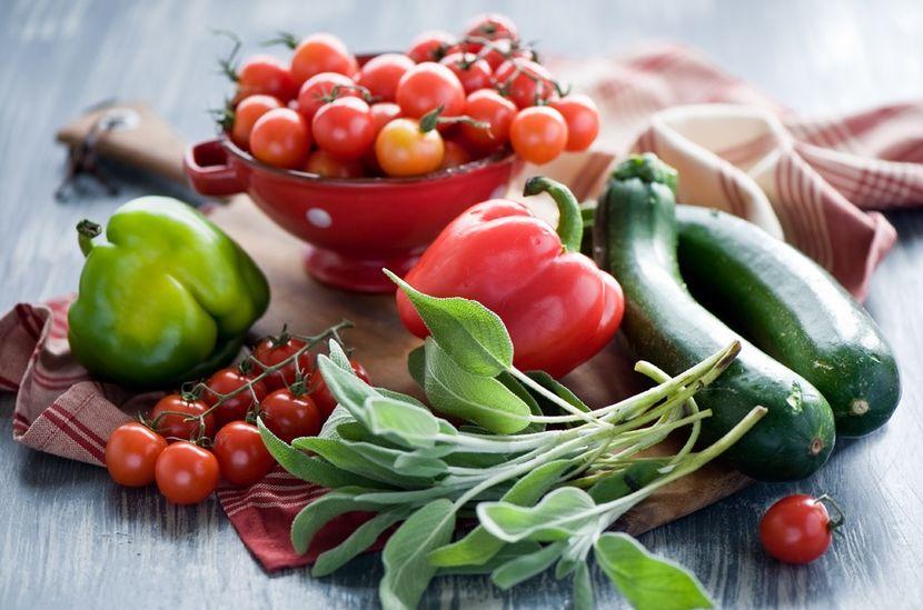 Самые полезные витамины в овощах
