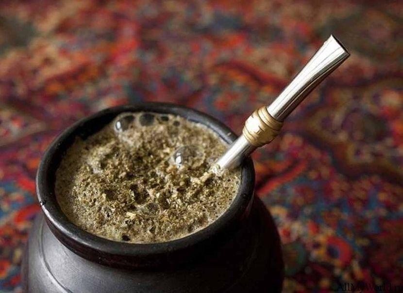 Как правильно готовить и пить чай матэ для похудения