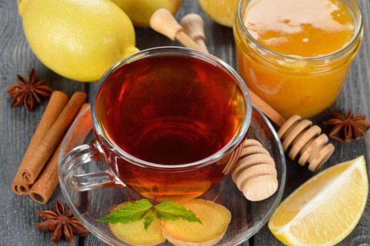 Чай для похудения с корицей и медом: рецепт приготовления