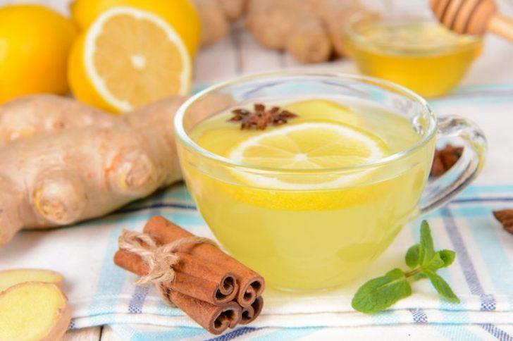 Эффективность похудения с чаем из имбиря и корицы