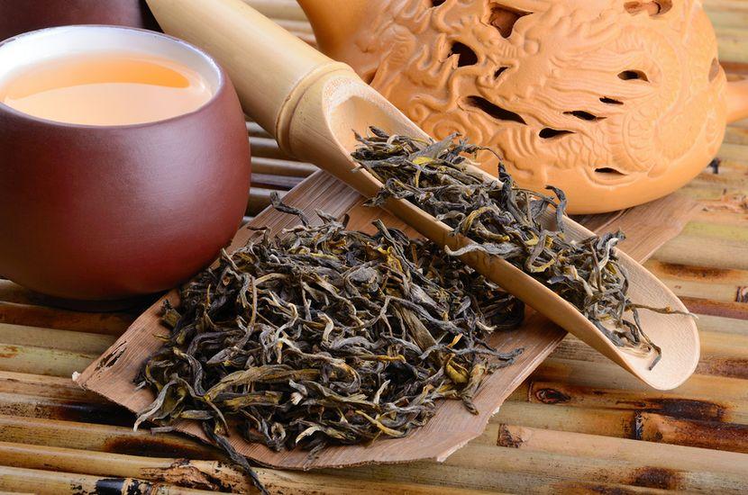 Чем полезен чай улун