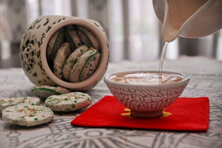 Пуэр для похудения: все о чудодейственном чае