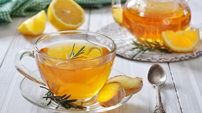 Рекомендации по применению имбирного чая с лимоном