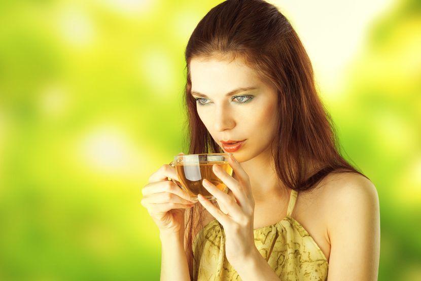 Что должно входить в эффективный чай для похудения
