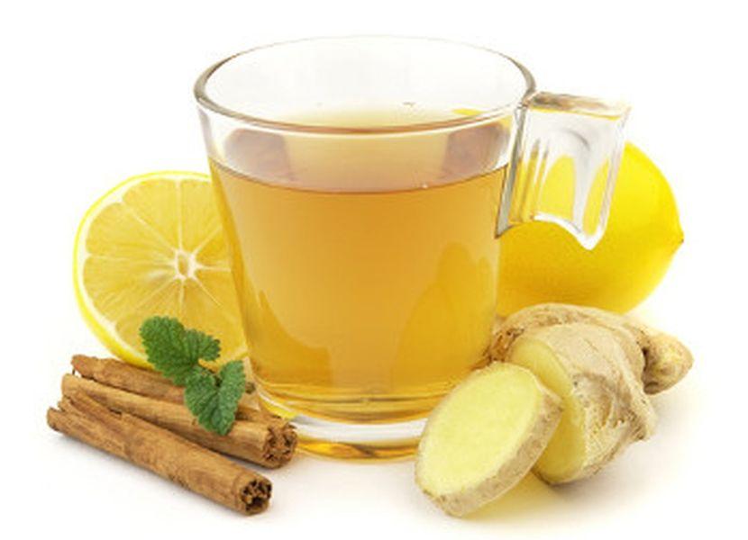 Что должно входить в эффективный чай для похудения?