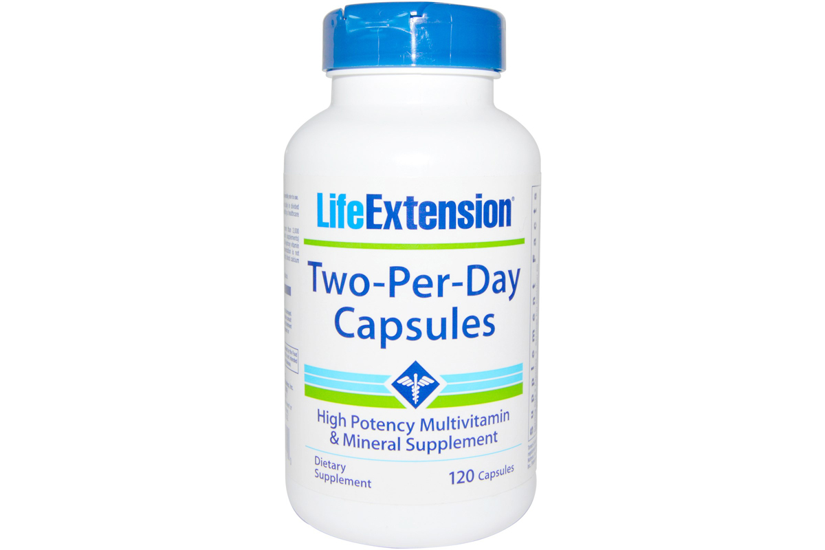 Комплекс Two-Per-Day Capsules от Life Extension