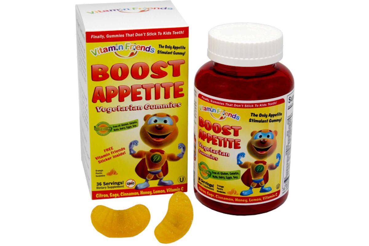 Витамины для аппетита Appetite For Children Vitamin Friends от Boost