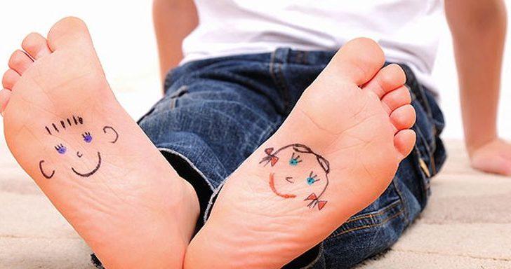 Проблема плоскостопия у детей