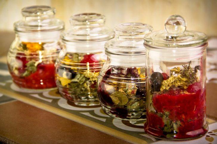 Помогают ли травяные чаи похудеть?