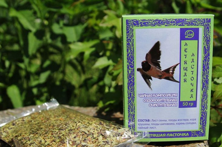 чай для похудения летящая ласточка отзывы врачей