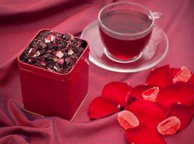 Чай каркаде для похудения: самый безопасный метод снижения веса!