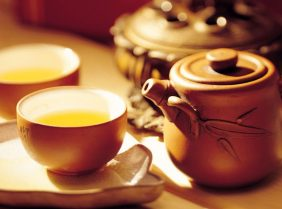 Уникальные свойства желтого чая для похудения