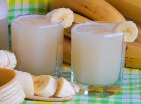 Банановый квас для похудения