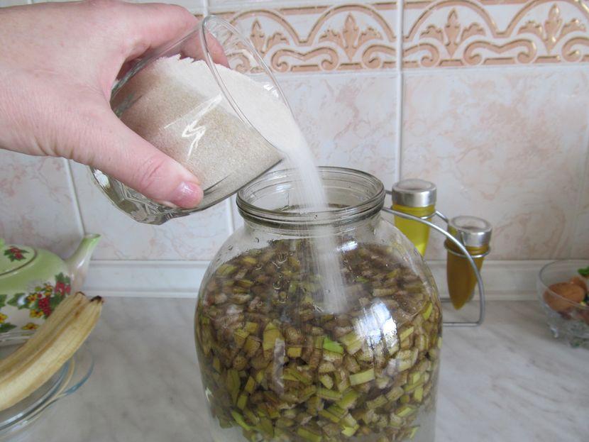 Рецепт приготовления бананового кваса