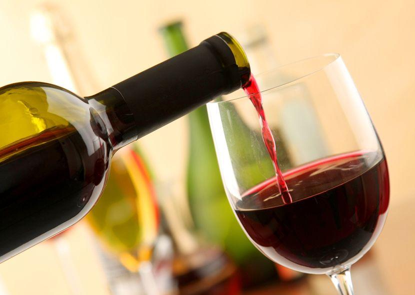 Сухое вино при диете — NET-ALKO