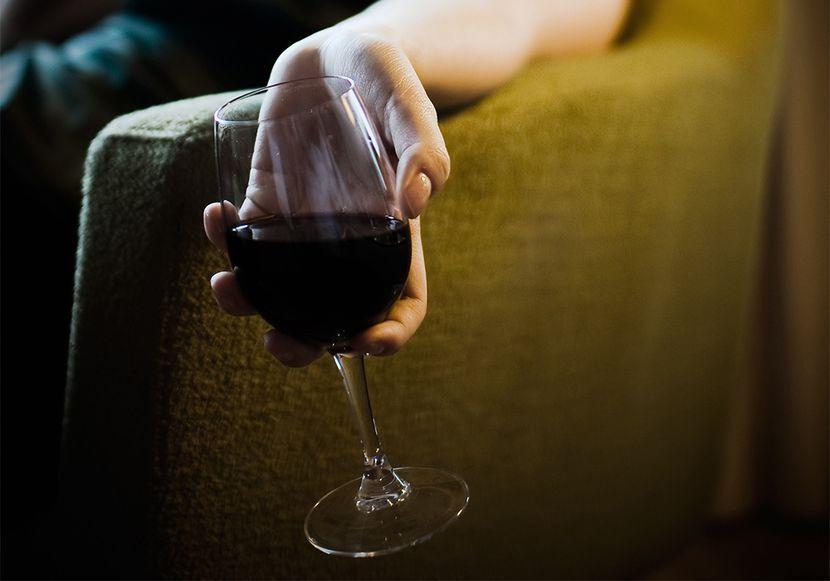 Как вино помогает похудеть?