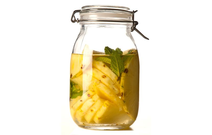 настойка с ананасом для похудения
