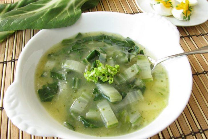 Правила употребления жиросжигающего супа