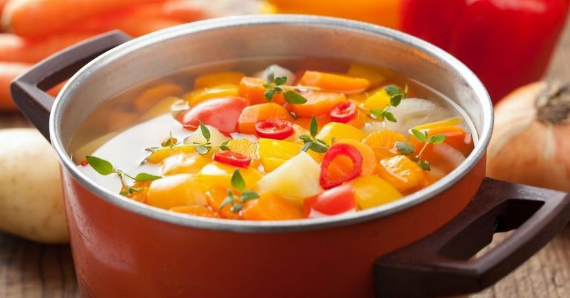 Жиросжигающие супы для похудения. Что такое съесть?