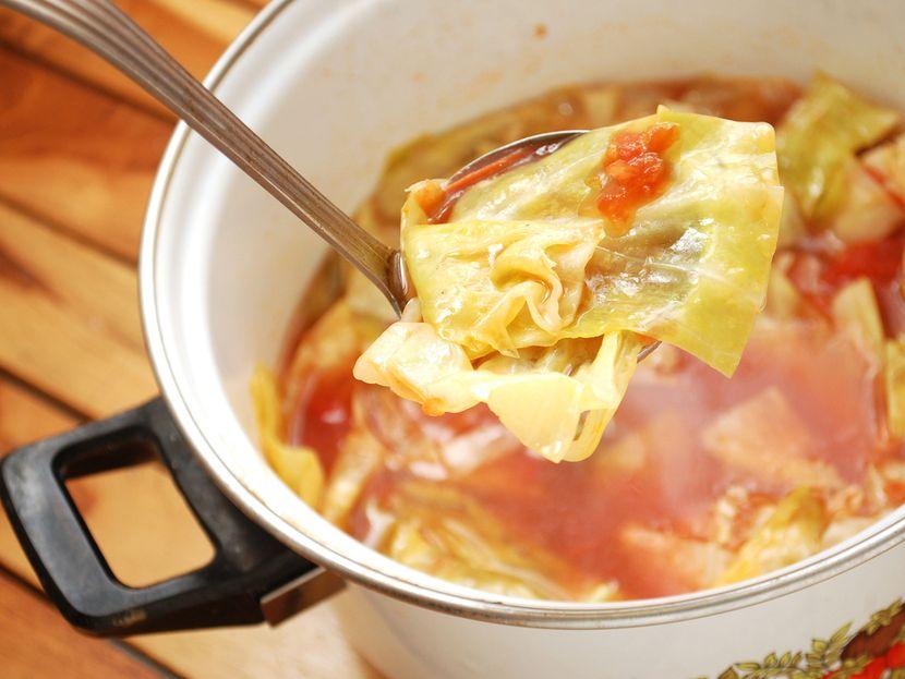 Быстро похудеть суп