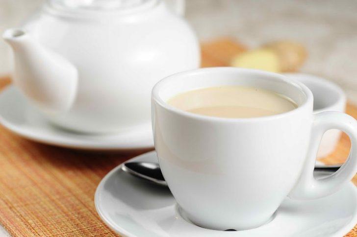 Разгрузочный день на чае с медом