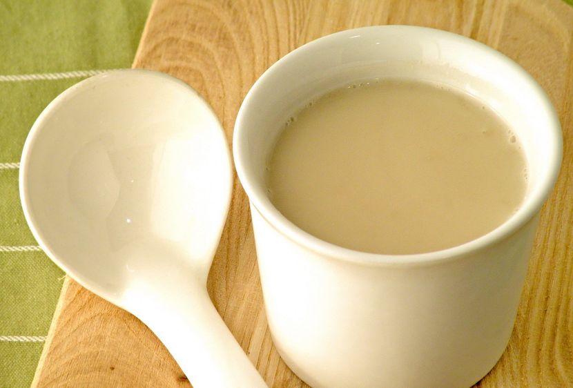 Разгрузочный день на молокочае