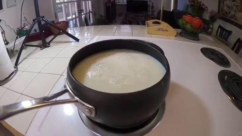 Варианты разгрузочных дней на молокачае