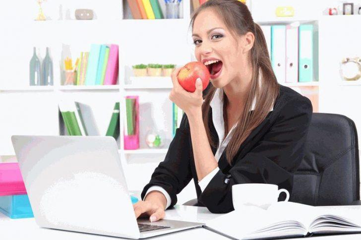 Как легко похудеть при сидячей работе?