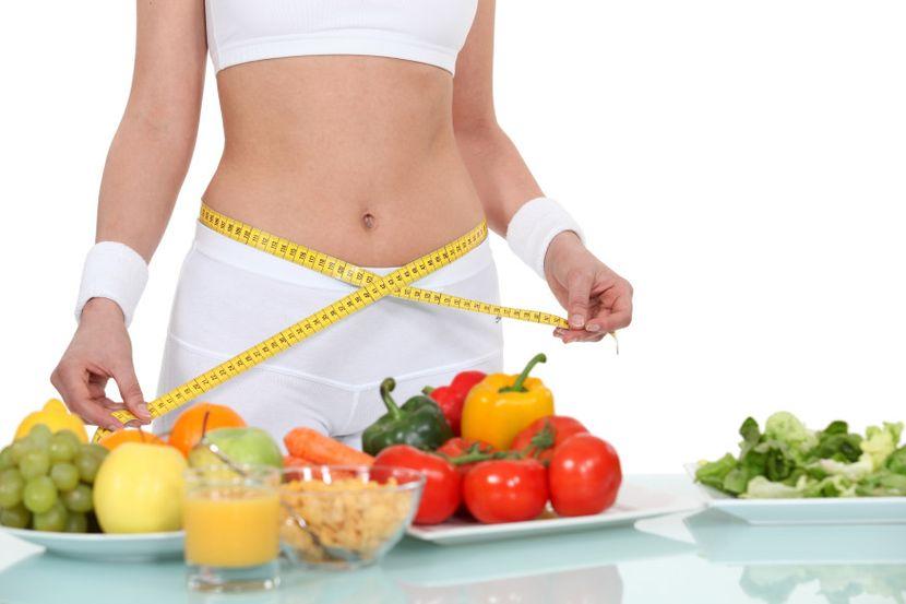 Какие продукты должны находиться в меню программы для похудения?