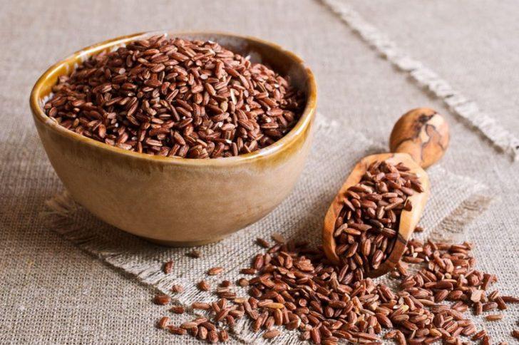 Эффективное похудение с бурым рисом
