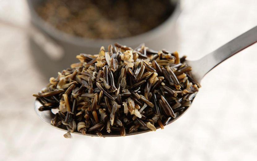 Как принимать бурый рис?
