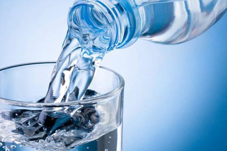 Минеральная вода при похудении — диета на минералке