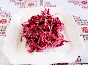 Рецепты очищающих салатов для похудения