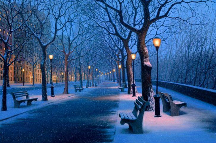 Как зимой солнечный свет влияет на организм человека