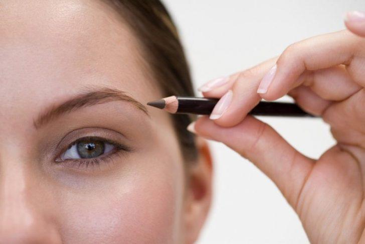 Как самой сделать брови красивыми