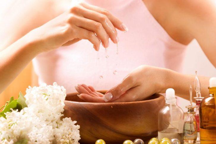 Правильное питание ногтей и кожи рук